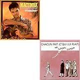 Macumba - Chacun fait (C'qui lui plait) - special reissue CARD SLEEVE 6-track REMIXES - JEAN PIERRE MADER 1) Macumba 2) Macumba (Longue) 3) Outsider Dans Mon Coeur (Remix) 4) Obsession (Remix) 5) Chacun Fait 6) Chacun Fait (Dub) - CD single