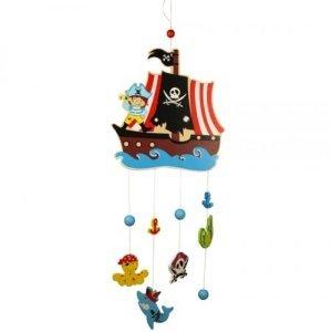Inware 22248 - Mobile Pirat, aus Holz