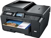 Brother MFC J 6910 DW Colour Multifunctional Printer