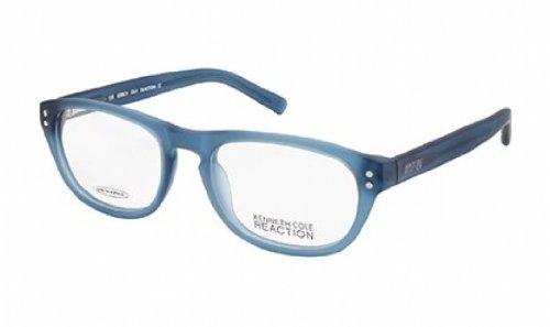 kenneth-cole-reaction-montura-gafas-de-ver-kc0736-088-turquesa-mate-50mm