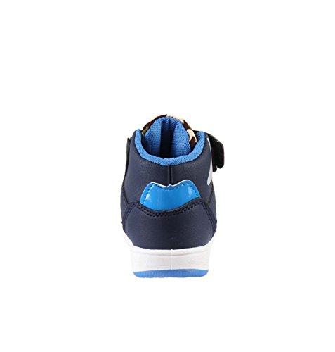 Basket Rising–Jungen Blau