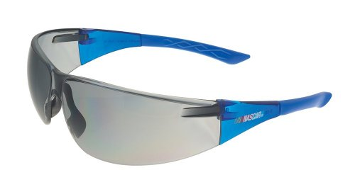 encon-nascar-427-wraparound-safety-eyewear-scratchcoat-gray-lens-blue-frame-pack-of-1-by-insite-solu