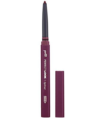 p2 cosmetics Perfect Look Lipliner 150, 3er Pack (3 x 3 g)