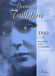 Trio par Germaine Tailleferre