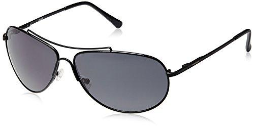 Fastrack Aviator Sunglasses (Black) (M068BK8P) image