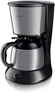 فيليبس ماكينة تحضير قهوة متعددة الاستعمال مسحوق,اسود - HD7478/20
