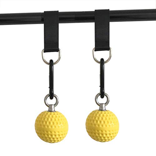 AimdonR Klettern Pull Up Power Ball Zeige Ball Grip Krafttraining Pull Up Ball
