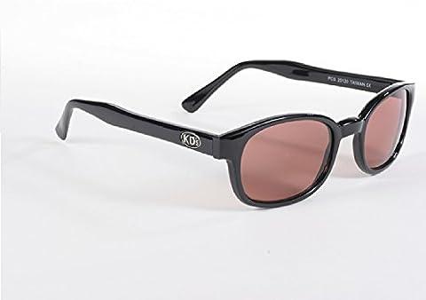 Original KD forme de lunettes de soleil (Rose) KDS comme porté par Jax Teller sur Sons of Anarchy KD