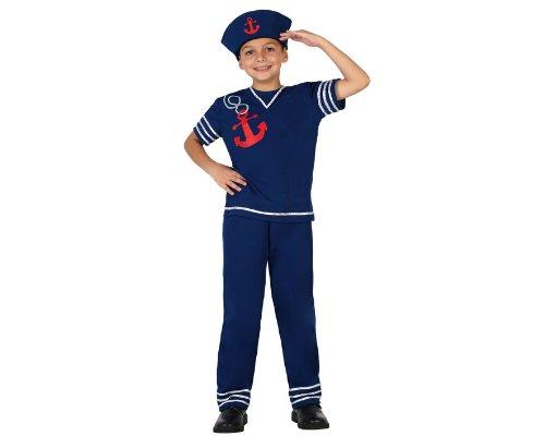 Imagen de atosa  disfraz de marinero para niño, talla 3  4 años 23840