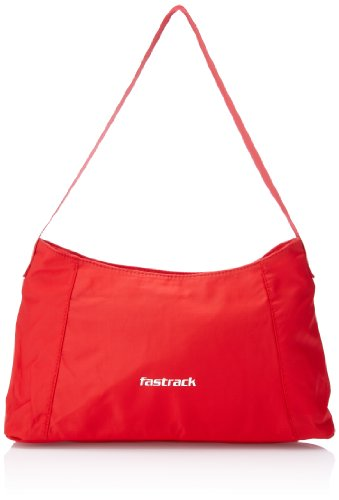 Fastrack Shoulder Bag (Red)  available at amazon for Rs.595