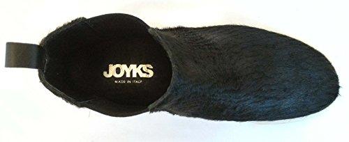 JOYKS, Bottes pour Femme pony wave nero