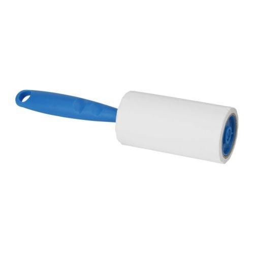 Ikea Rodillo para Tejidos, Plástico de Polipropileno, Azul, 5x5x22 cm