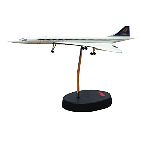 schuco-403551670-1250-scale-singapore-airlines-british-airways-concorde-model-plane