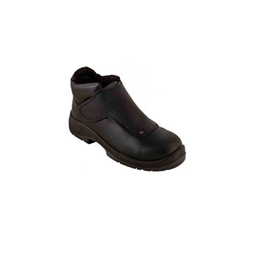 Gaston Mille - Chaussures de sécurité soudeurs UNISOUDEUR S3 SRC Noir