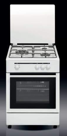 Cocina Vitrokitchen CB5530BB 50x55 Butano