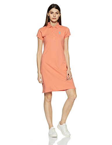 US Polo Association Women's Body Con Dress