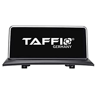 TAFFIO-Android-90-HD-Touchscreen-GPS-Navigation-SD-USB-Multimedia-Media-Player-fr-BMW-X3-E83-1025-Display-6-Core-Prozessor-4GB-RAM-32GB-ROM-iDrive