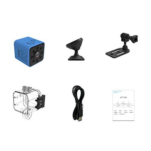 SQ23 HD WiFi Kleine 1080P Weitwinkel-Kamera-Nachtsicht-Wasserdichte Shell-CMOS-Sensor Camcorder -