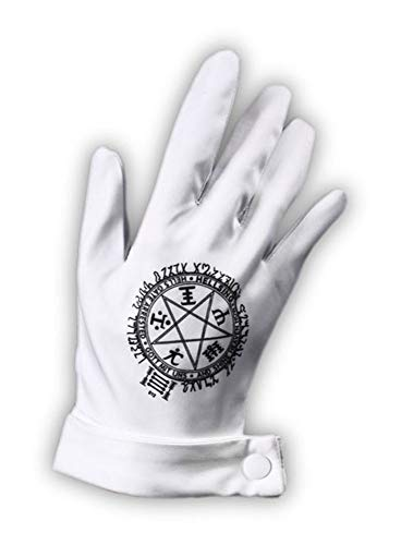 Cosplay Hellsing Alucard Kostüm - Chong Seng CHIUS Cosplay Costume Male Gloves For Vampire Alucard OVA Version 3
