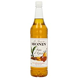 Monin Premium Gingerbread Syrup 1L