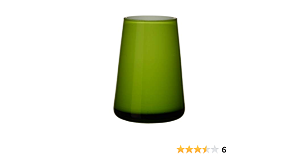 Villeroy & Boch Numa Mini Vase, Glas, grün (Juicy Lime ... - Amazon.de
