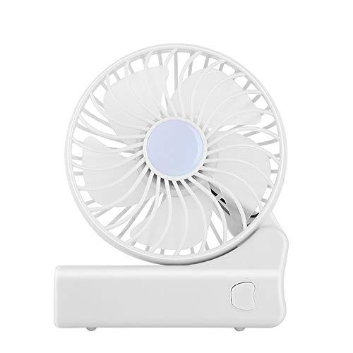 @Y.T Handheld Small Fan USB Folding Fan Mini tragbare Desktop-Klimaanlage Fan,D Mini Folding Usb