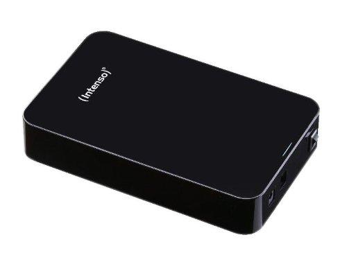 Preisvergleich Produktbild Intenso 3,5 Memory Center 4TB USB 3.0 (Schwarz/Black)
