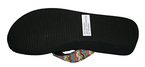 Dunlop ,  Infradito donna (Todos Negro)