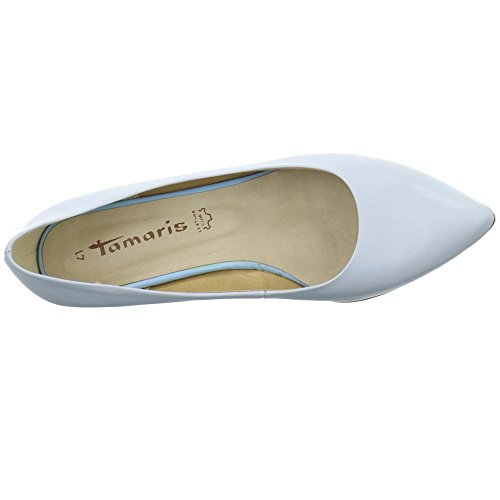 Tamaris - Scarpe peep toe Donna Azzuro