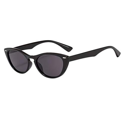 Laile_ Sonnenbrillen Unisex günstige Brille Mode Cat-eye Sonnenbrille Beiläufig Klassische Dekobrillen Damen Herren Gläser Fahrradbrille Ultraleicht Sportbrille