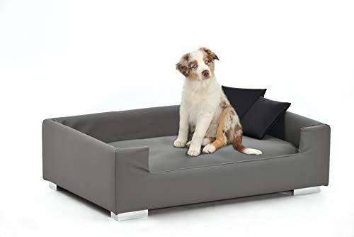 Silvio Design 21915.102 Hundesofa Candy grau, grau