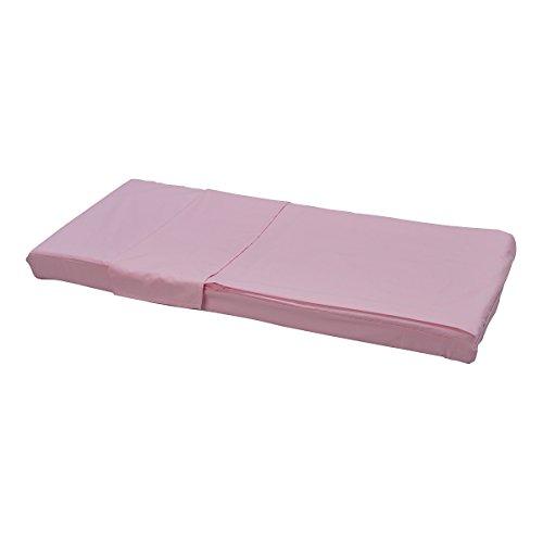 Bricout - Linge - Drap Housse/Sac De Couchage - Pour Lit Bébé - Dimensions - 60X120 Cm - 100% Coton - Cretonne Des Vosges - Label Oeko - Tex - Coloris Rose