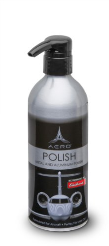 Preisvergleich Produktbild Aero 5657 Polish Metal and Aluminum Polish - 16 oz. by Aero