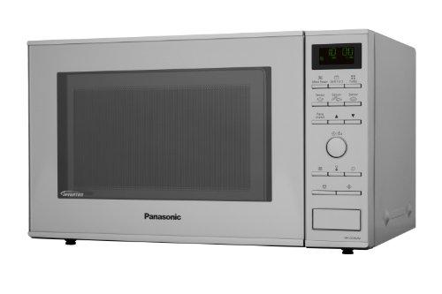 Panasonic NN-GD462MEPG Microonde e Grill, Argento