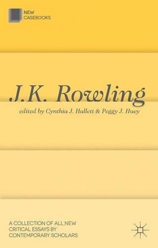 J. K. Rowling: Harry Potter (New Casebooks) (2012-12-11)