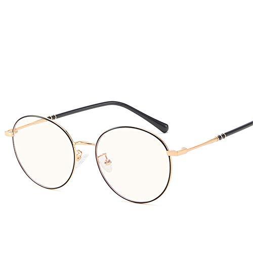 Antike literarische Männer und Frauen geben Rahmengläser an, die Blaulicht-LUE-Schattierungsgläser für Studenten/Büroangestellte verhindern Brille
