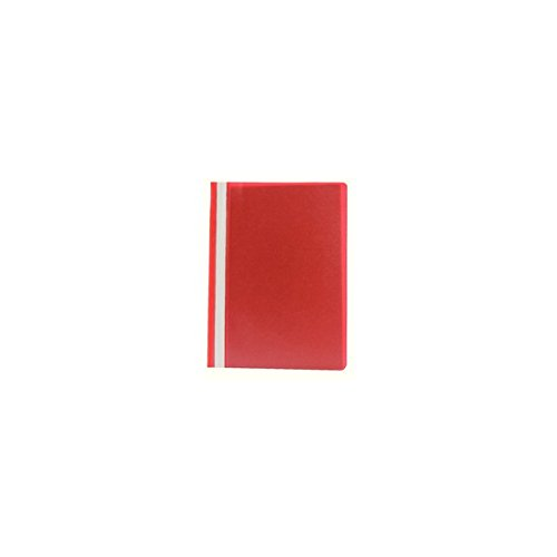Q Connect A4 Project Folder - Red (Pack of 25) Test