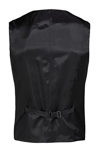 Atelier Torino - Gilet - Uni - Homme Noir noir Noir