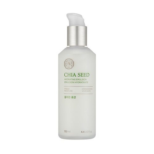 The Face Shop - Chia Seed Hydrating Emulsion - Emultion hydratante à base de 100% de graines de Chia et d'antioxydents