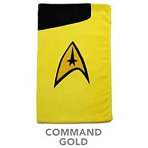 Star Trek Towel (Gold)