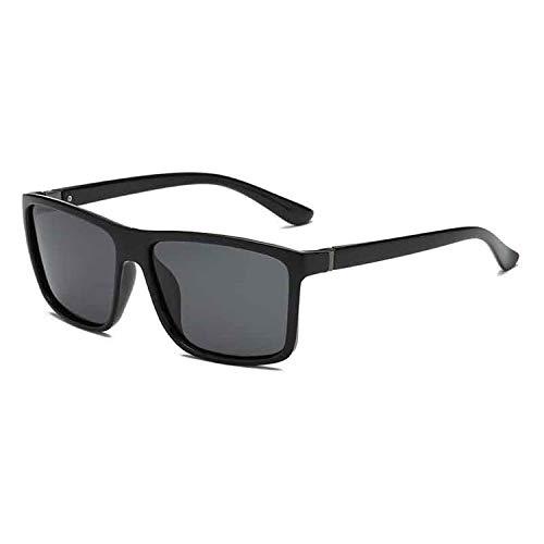 FIRM-CASE New Square polarisiertem Licht Sonnenbrille klassischen Männer Frauen TAC Driving Sonnenbrillen Photochromie Brillen, 2