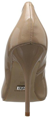 Buffalo Damen 11335x-269 L Brevetto Pu Pumps Beige (nudo 01)