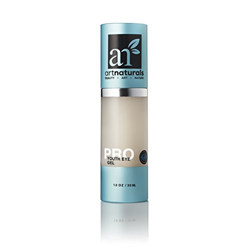 ArtNaturals Gel y Crema Antiarrugas - 100% natural, tamaño 30ml.
