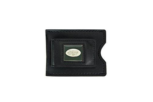 aminco NFL New York Jets Geldklammer und Kartenetui aus Leder