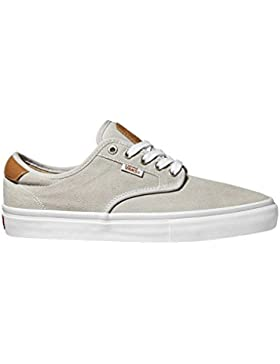 Vans CHIMA FERGUSON PRO Light grey/white SUMMER 2016 - 12