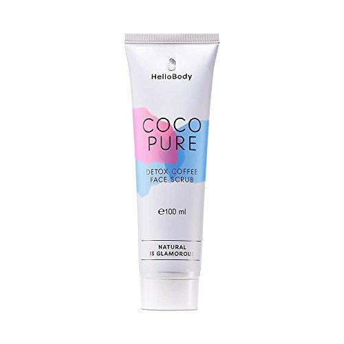 Coco Pure Face Scrub | HelloBody