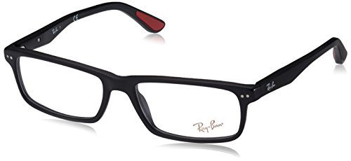 Ray-Ban Herren Brillengestell 0rx 5277 2077 54, Schwarz (Black)
