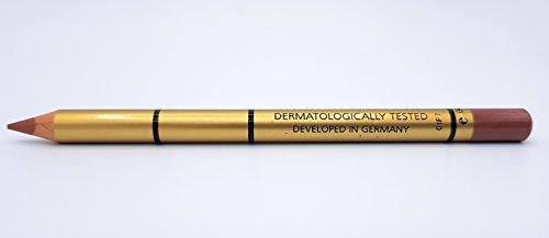 Brooklin Lipliner Bleistift Nackt 201 Cremig Wasserdicht Langlebig