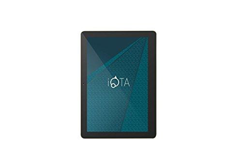 iOTA ONE Laptop / Tablet, 25,6cm (10,1Zoll), 2-in-1-Modell - (Schwarz) (Quad-Core-Prozessor Intel Atom, 1,33GHz, 2GB RAM, 32GB eMMC-Speicher, Windows 10,  QWERTY-Tastatur) - 7