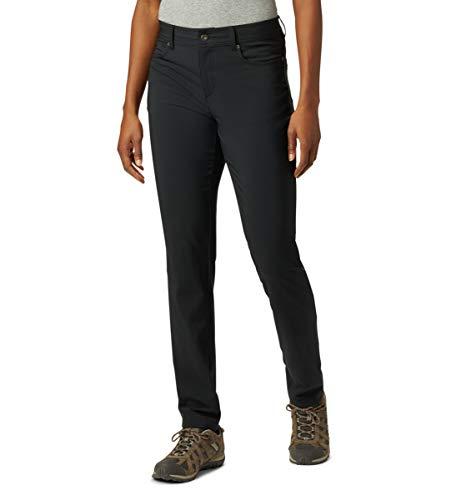 Columbia Damen Canyon Point Pant Unterhose, schwarz, 22W Regulär Womens Plus Columbia Sportswear
